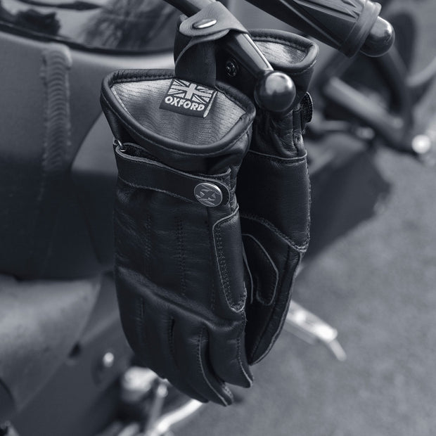 Oxford Radley, Leather Gloves - Foxxmoto