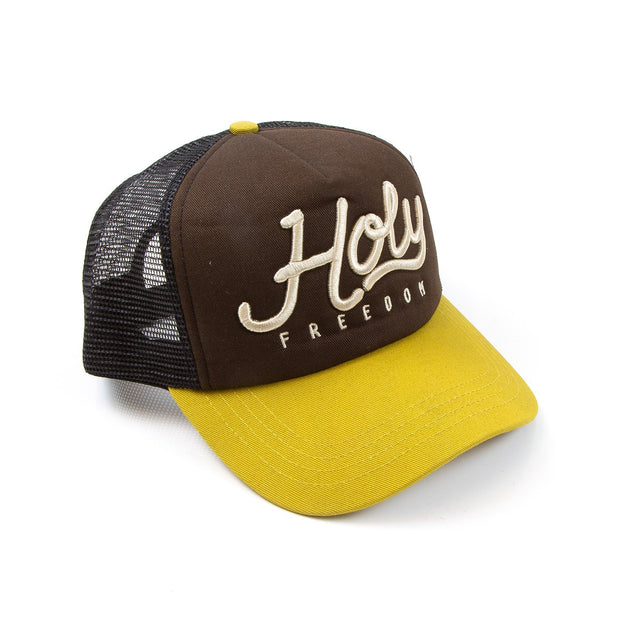 Holy Freedom Montgomery Biscuits, Truckers Cap - Foxxmoto