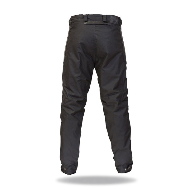 Merlin Oakford, Waxed Armoured Motorcycle Trousers - Foxxmoto