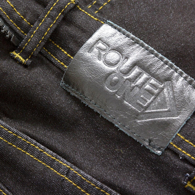 Route One Blake, Kevlar Lined, Armoured, Motorcycle Jeans - Foxxmoto