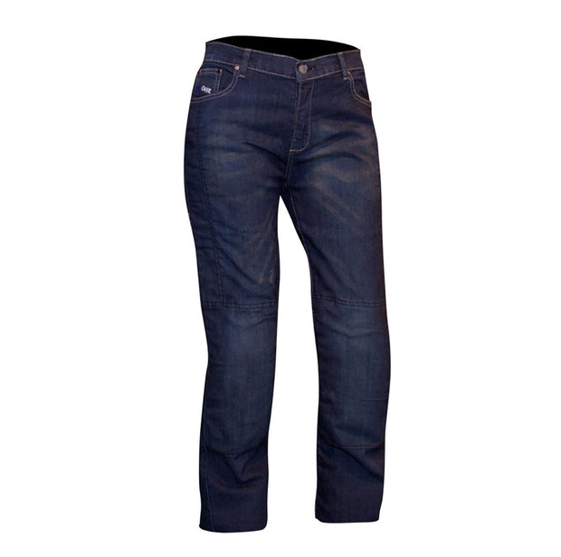 Route One Olivia, Classic Kevlar Lined Armoured Jeans - Foxxmoto