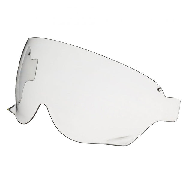 Shoei Ex-Zero / J.O. Helmet, Replacement CJ3 Internal Sun Visor Clear - Foxxmoto