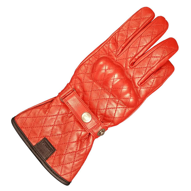 Spada Hartbury Leather Waterproof Gloves - Foxxmoto