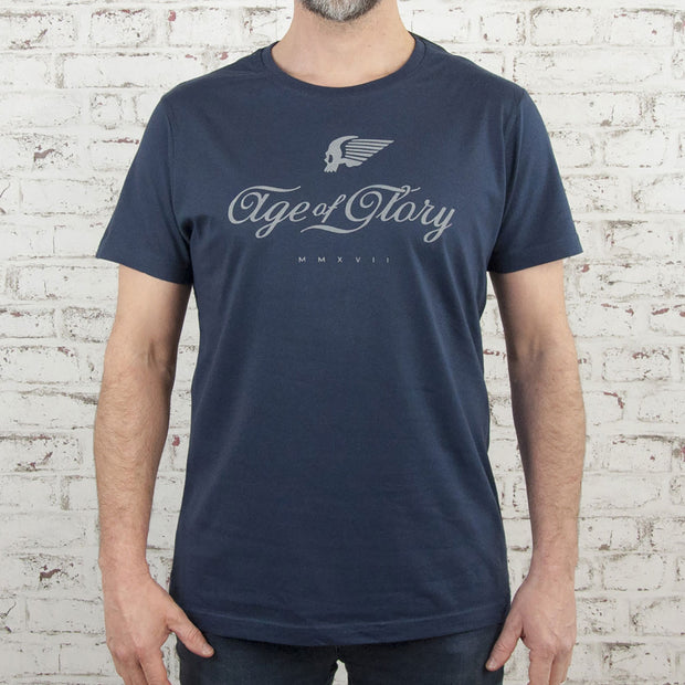 Age of Glory Anthem Motorcyclist's T Shirt