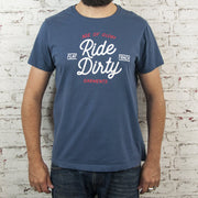 Age of Glory Ride Dirty Motorcyclist's T Shirt