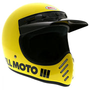 Bell Cruiser Moto 3 Helmet, Classic Yellow at Foxxmoto
