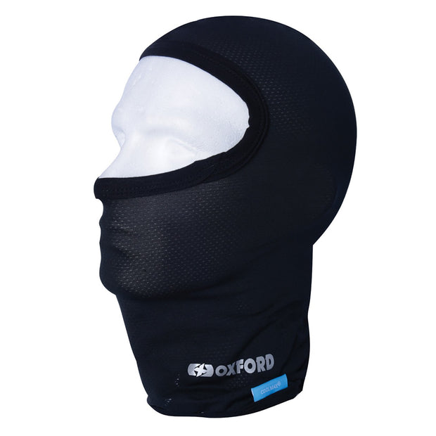 Oxford Coolmax Balaclava, Black - Foxxmoto