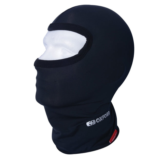Oxford Thermolite Balaclava, Black - Foxxmoto