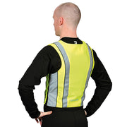 Oxford Bright Top Hi-Vis Reflective Waistcoat - Foxxmoto