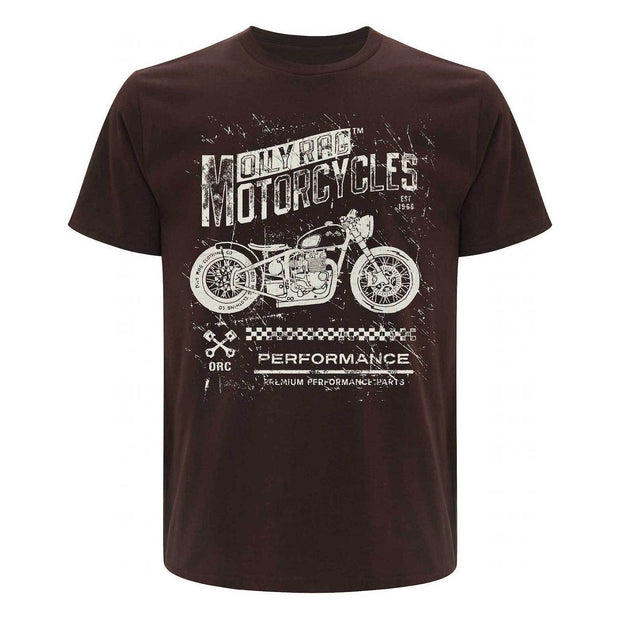 Oily Rag Heritage Motorcycle Sales T Shirt - Foxxmoto