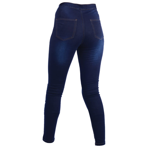 Oxford Super Jeggings, Kevlar Reinforced Motorcycle Jeans / Leggings - Foxxmoto