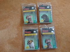 """Mikki"" Nylon Fabric Muzzle Assorted Sizes"