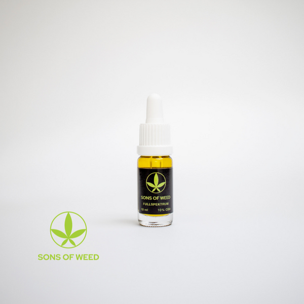 Full Spectrum CBD Oil * Various flavours *