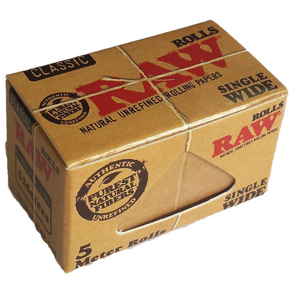 RAW CLASSIC ROLLS SINGLE WIDE
