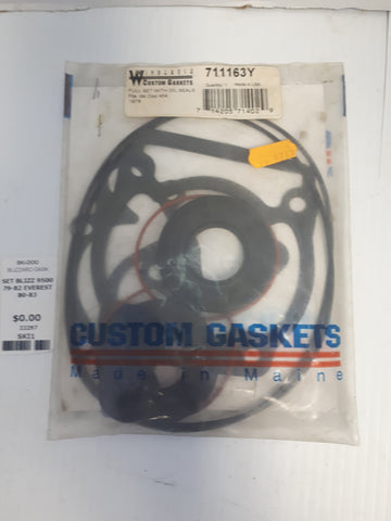 Blizzard 9500 Gasket Set