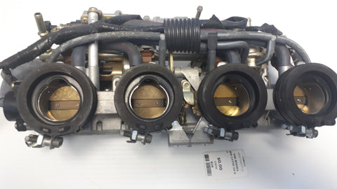 Yamaha Apex Throttle Bodies