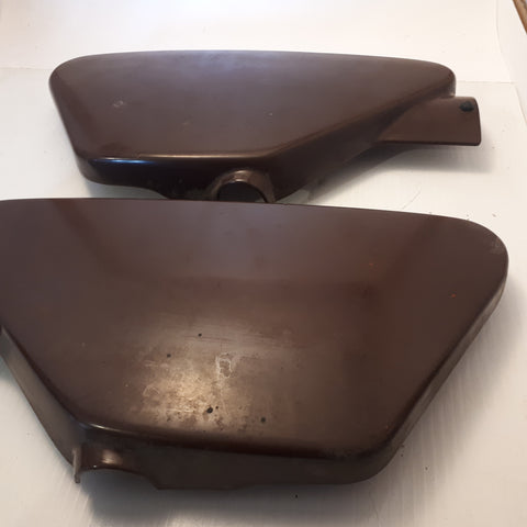 Yamaha XS750 Side Covers
