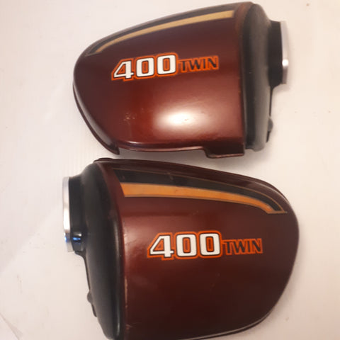 1978- CB400T Side Covers