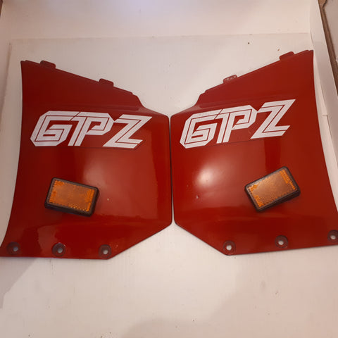 GPZ 750 Center Cowl Fairings