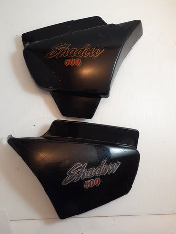 VT500 Shadow Side Covers