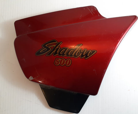 VT500 Shadow Right Side Cover