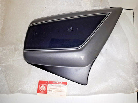 1983 GL 1100A RIGHT SIDE COVER, NIMBUS GRAY METALLIC, 83601-MB9-950ZA