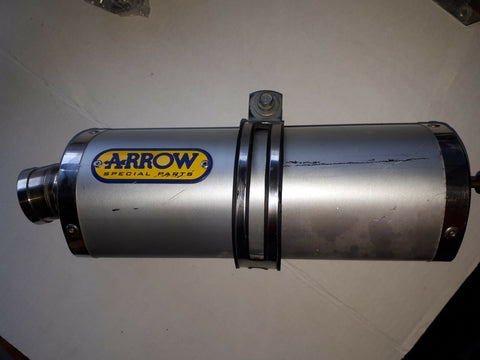 HONDA CBR 125 ARROW MUFFLER