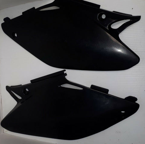 HONDA CR 125 250 SIDE PANELS 2002-2004