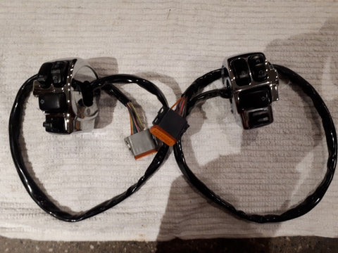HARLEY DAVIDSON SWITCHES