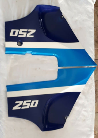 SUZUKI RG 250 GAMMA SIDE PANELS, SIDE FAIRINGS, COWLS