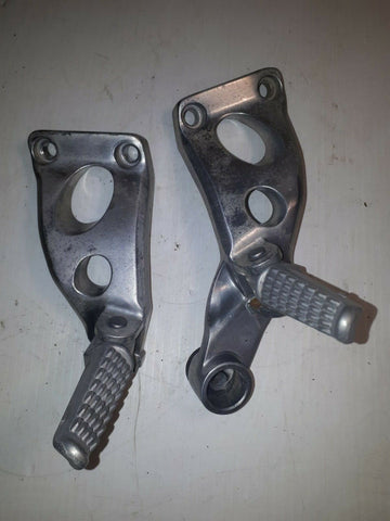 2002 ZRX 1200R REAR FOOTPEGS