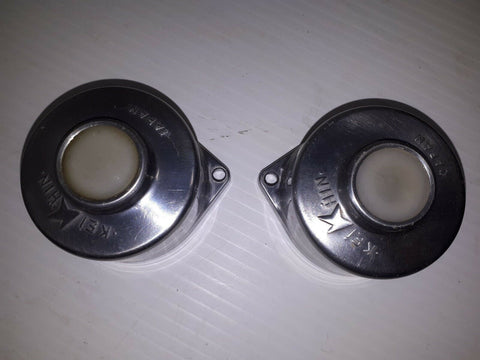 TX 500 XS 500 CARB COVER, DIAPHRAM COVERS
