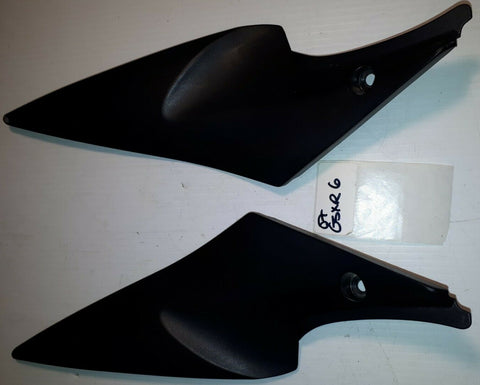 GSXR 600 FRAME COVERS