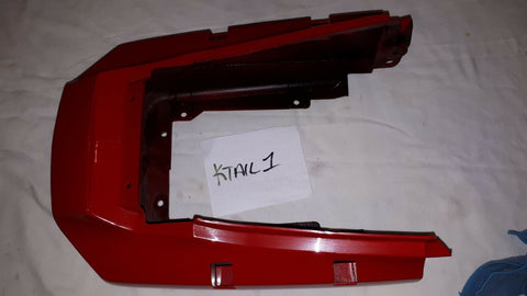 2001-2006 NINJA 250 RED TAIL SECTION 14024-1444