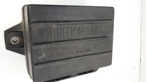 YAMAHA XS 750 CDI IGNITION UNIT T1D-03-01 HITACHI, OEM YAMAHA 2F3-82305-11-00 ,