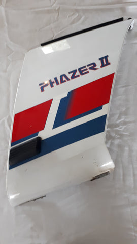 YAMAHA PHAZER II, RIGHT BODY PANEL