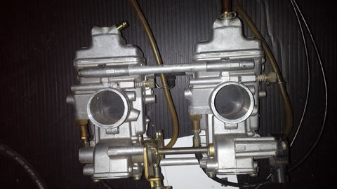 ZR600 Carburetors