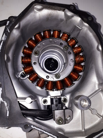 2005 RX-1 Stator and Cover