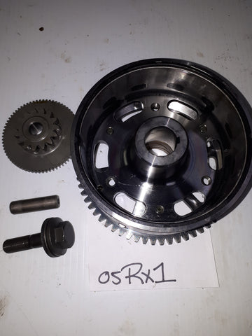 2005 RX-1 Rotor Assembly Flywheel