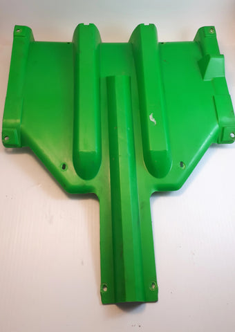 Arctic Cat Green Belly Pan Centre