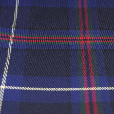 Tartan Fabric - American National