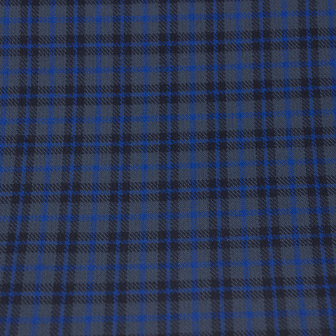 Tartan Fabric - Bedford Check