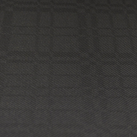 Tartan Fabric - Black Shadow