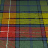 Tartan Fabric - Buchanan - Ancient