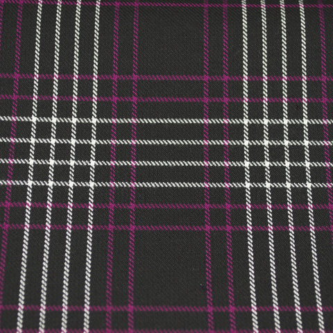 Tartan Fabric - Central High