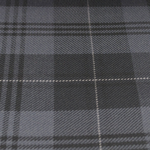 Tartan Fabric - Granite City