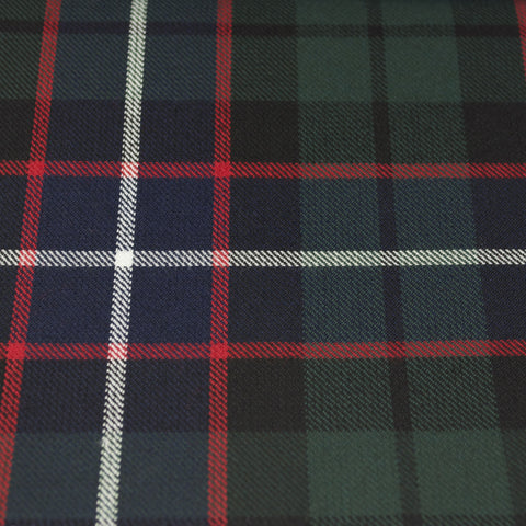 Tartan Fabric - Hunter - Modern