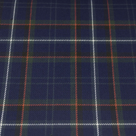 Tartan Fabric - Isle of Arran