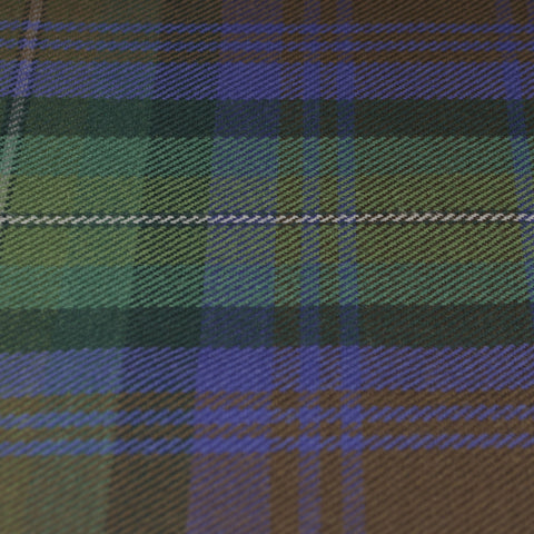 Tartan Fabric - Isle of Skye