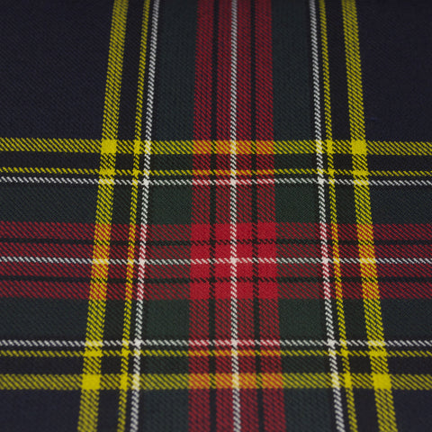 Tartan Fabric - MacBeth - Modern